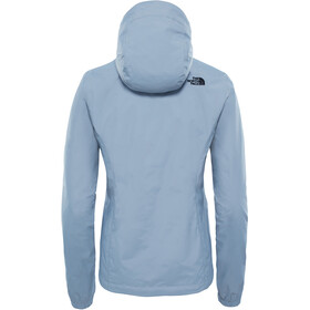 The North Face Resolve 2 Jacket Women Mid Grey/TNF Black